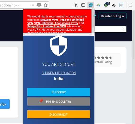 How To Block Browsec In Mikrotik